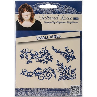 Tattered Lace Metal Die-Small Vines