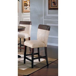 LYKE Home Ashville Bar Stool (Set of 2)