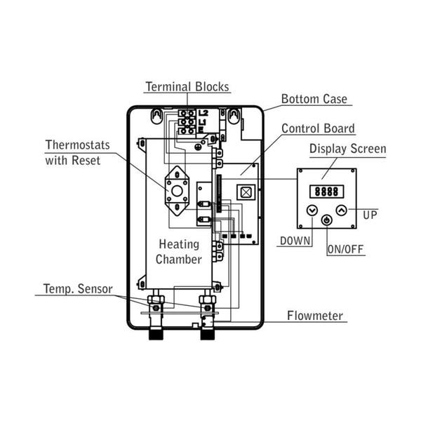 [DIAGRAM] Ao Smith Water Heater Wiring Diagram FULL