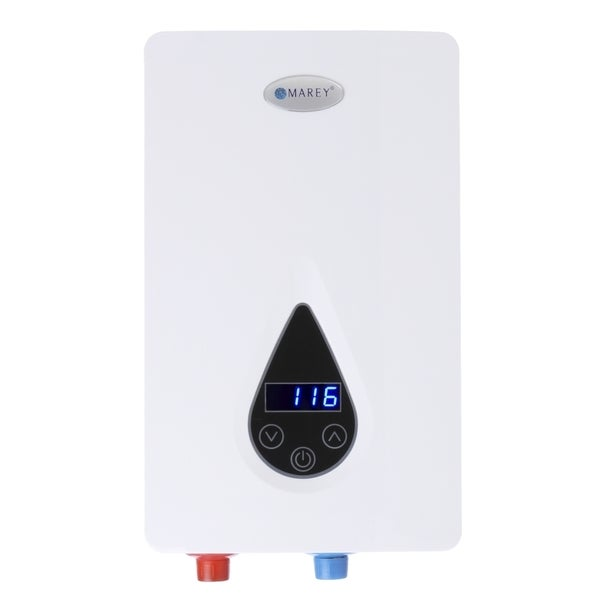 Shop Marey Eco110 Electric Tankless Water Heater 11kw 220v