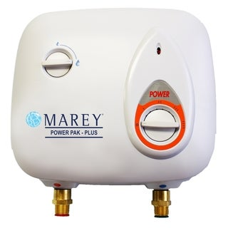 Link to Marey Power Pak Plus Electric Water Heater 8.8kW 220V Similar Items in Yard Care