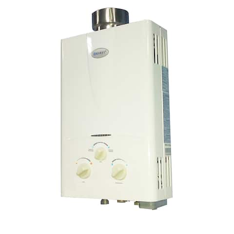 Marey 2.0 GPM Liquid Propane Gas Tankless Water Heater