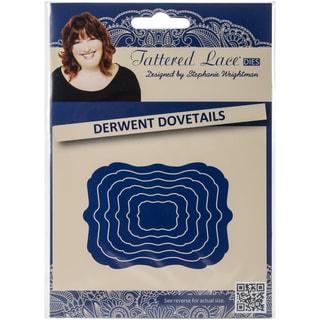 Tattered Lace Metal Die-Derwent Labels