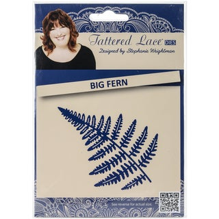 Tattered Lace Metal Die-Big Fern