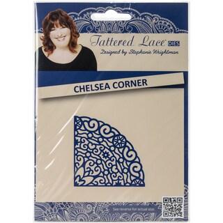 Tattered Lace Metal Die-Chelsea Corner