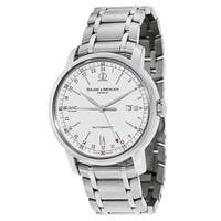 Baume and Mercier Classima Executives  Men's Stainless Steel Watch