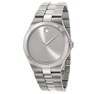 Movado Collection 0606556 Men's Stainless Steel Watch