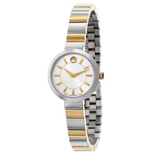 Movado Women's Stainless Steel Dress Watch