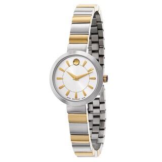 Movado Women's Stainless Steel Dress Watch
