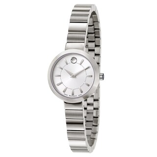 Movado Women's 0606890 Stainless Steel Dress Watch