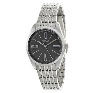 Pulsar Easy Style PG2011 Women's Stainless Steel Watch