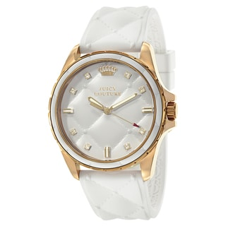 Juicy Couture Stella 1901102 Women's Stainless Steel Rose Gold Ion Plated Watch
