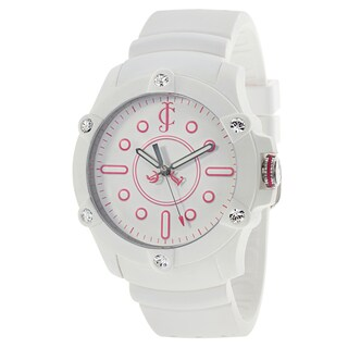 Juicy Couture Surfside 1900904 Women's Stainless Steel and Silicon Watch