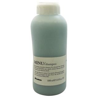 Davines Minu Illuminating Protective 33.8-ounce Shampoo