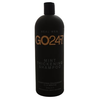 GO247 Real Men Mint 33.8-ounce Thickening Shampoo