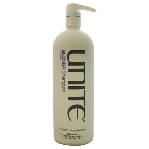Unite Blonda Toning 33.8-ounce Shampoo