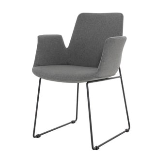 Elite Living Richmond Warm Grey Arm Chair