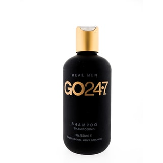 GO247 Real Men 8-ounce Shampoo