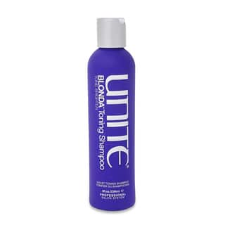 Unite Blonda Toning 8-ounce Shampoo|https://ak1.ostkcdn.com/images/products/10866951/P17905004.jpg?impolicy=medium