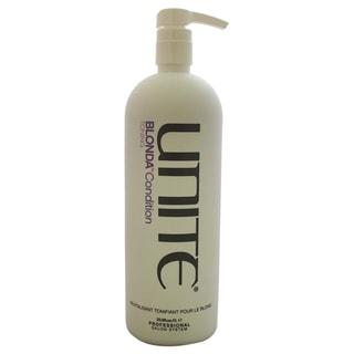 Unite Blonda Condition Toning 33.8-ounce Conditioner