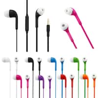 Gearonic 3.5mm Universal In-Ear Stereo Headphone Earphones Headset