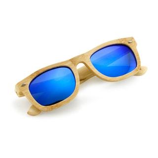 Gearonic Fashion Wooden Bamboo Vintage Sunglasses Eyewear