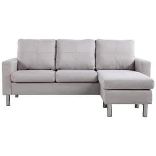 Pleasing Buy Beige Sectional Sofas Online At Overstock Our Best Cjindustries Chair Design For Home Cjindustriesco