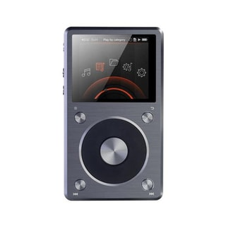 FiiO X5 2nd Generation X5-II High Resolution Digital Audio Player (Titanium)