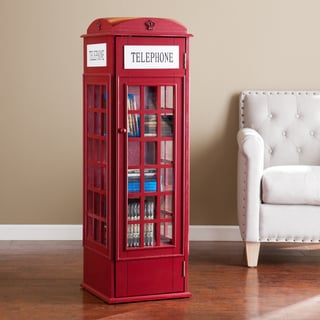 Harper Blvd Phone Booth Storage Cabinet