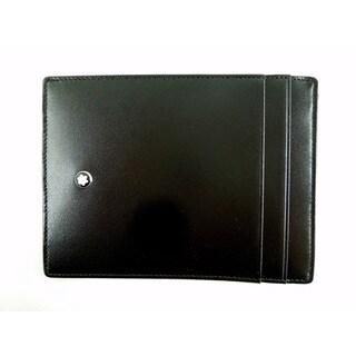 Montblanc Meisterstück Pocket 4cc with ID Card Holder (2665)