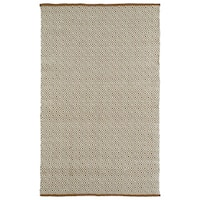 Handmade Multi Wool & Jute Diamonds Frisco Rug - 8' x 10'