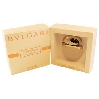 Bvlgari Omnia Crystalline Women's 0.84-ounce Eau de Toilette