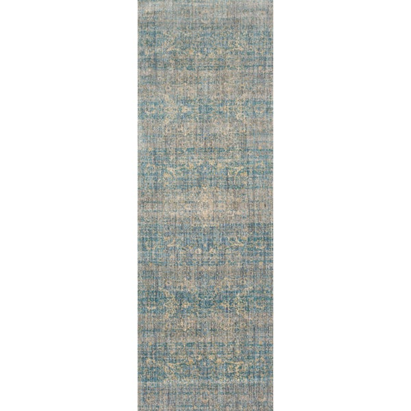 contessa light blue mist runner rug 2 39 7 x 10 39 0 free. Black Bedroom Furniture Sets. Home Design Ideas
