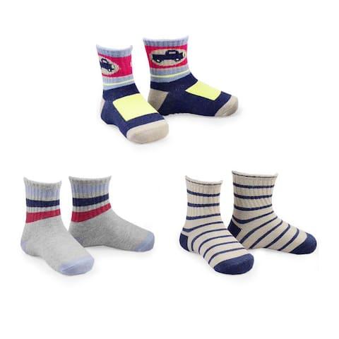 Naartjie Boys Fashion Socks 2015 Multi-colored Multi-pack Socks