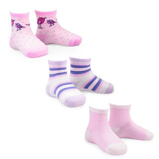 Naartjie Kid's Cotton Socks Multi Pack Multi-colored Multi-pack Socks
