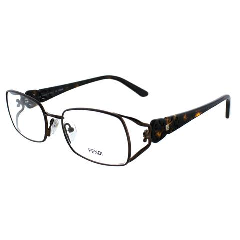 3f322e352ca7 Fendi Eyeglasses | Find Great Accessories Deals Shopping at Overstock