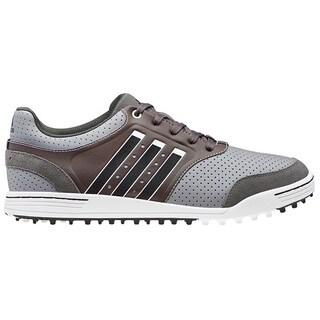 Adidas Men's Adicross III Mid Grey/ Running White/ Dark Cinder Golf Shoes (As Is Item)