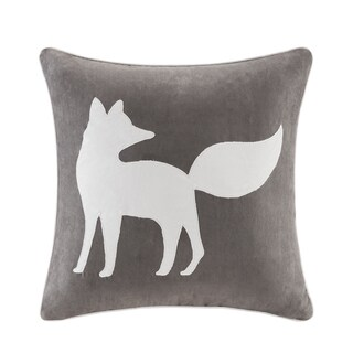 Madison Park Fox Embroidered Suede 20-inch Throw Pillow|https://ak1.ostkcdn.com/images/products/10867888/P17905784.jpg?_ostk_perf_=percv&impolicy=medium
