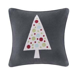 Madison Park Novelty Tree 20-inch Throw Pillow