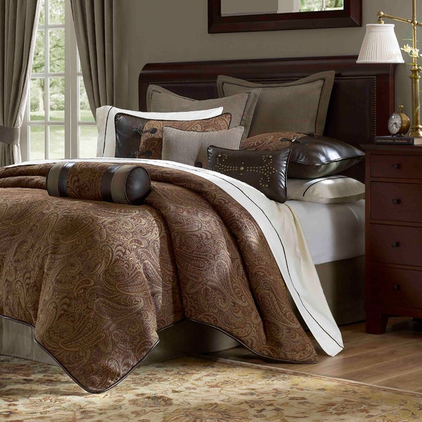 Hampton Hill Drummond 10-piece Comforter Set