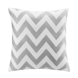 Intelligent Design Chevron 20x20 Square Pillow
