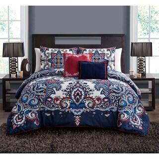 VCNY Istanbul 5-piece Comforter Set