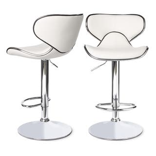 Buy White Counter   Bar Stools Online at Overstock  386af885a2