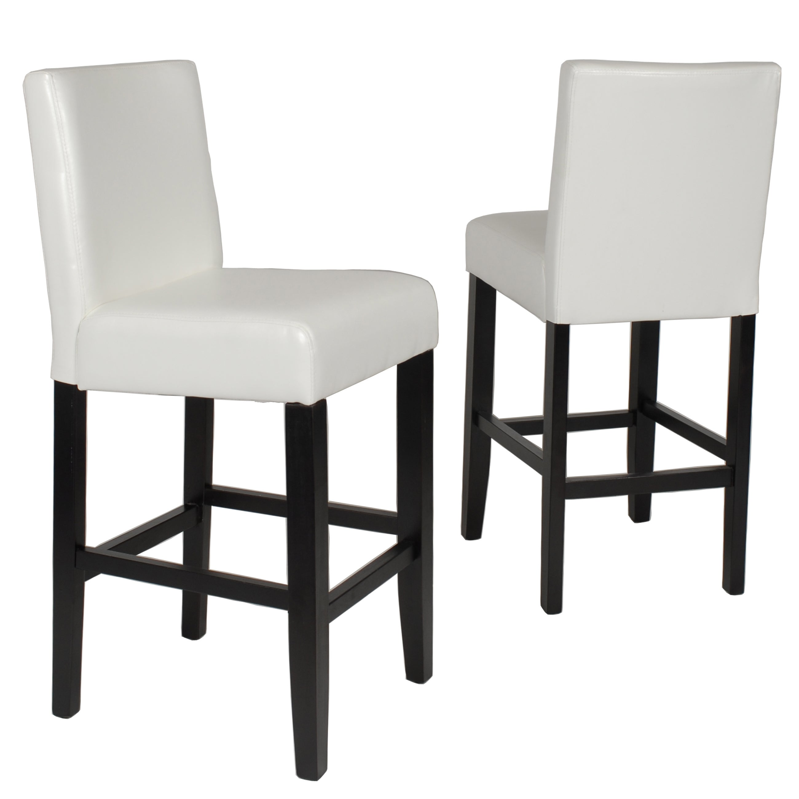 White Wood Counter Bar Stools Online At Our Best Dining Room Furniture Deals