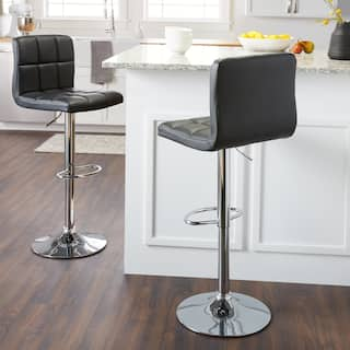 Black Counter Amp Bar Stools For Less Overstock Com
