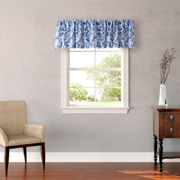 Curtains Ideas curtain poles laura ashley : Laura Ashley Charlotte Window Valance - Free Shipping On Orders ...