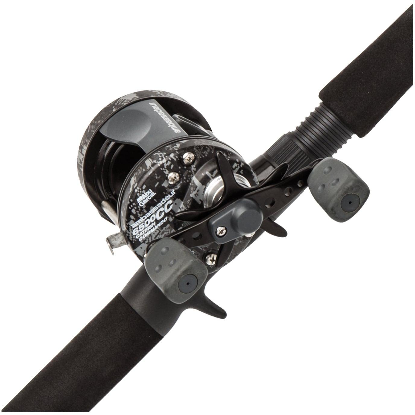 fishing rods \u0026 reels find great fishing deals shopping at overstockabu garcia catfish commando casting set