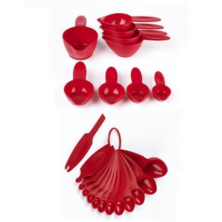 POURfect 22-Piece Measuring Spoon and Cup Set