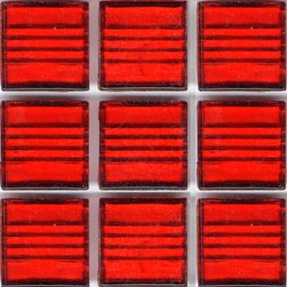 Clear Red Glass Brio 3/4-inch Mosaic Tile|https://ak1.ostkcdn.com/images/products/10868120/P17905980.jpg?impolicy=medium