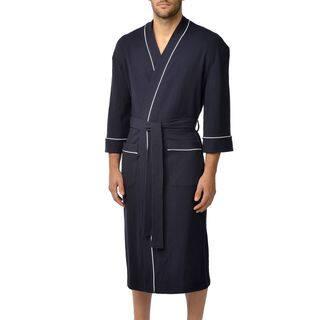 Majestic Men's Big and Tall Waffle Knit Lounge Kimono https://ak1.ostkcdn.com/images/products/10868155/P17906007.jpg?impolicy=medium
